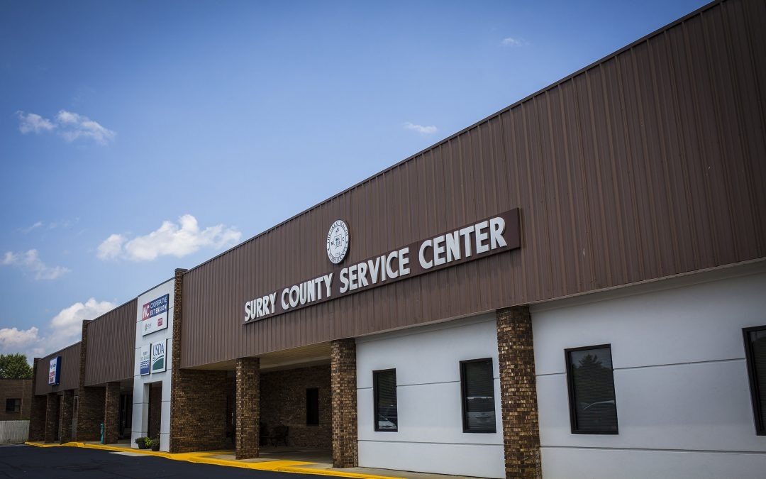 Surry County Government Center